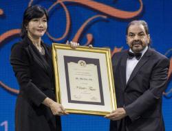 조민선-계순희, 국제유도연맹 명예의 전당 헌액