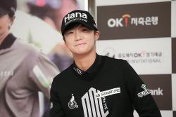[포토] 세계랭킹 1위 박성현 '마음 편한 한국'