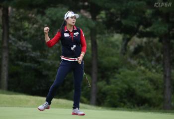 김아림, 79번째 대회에서 감격의 첫 우승