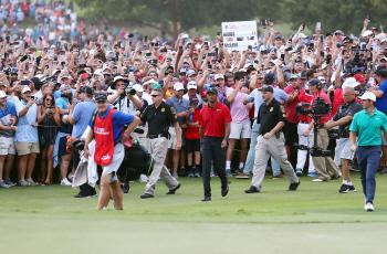 우즈 80승, 골프계 대환영 매우 기쁘고 자랑스럽다