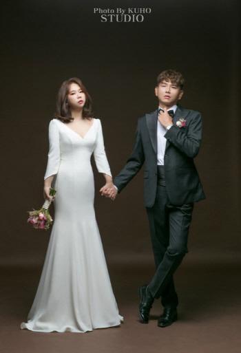 홍현희-제이쓴, 웨딩화보