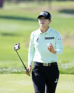 박성현 9주 연속 세계 1위..전인지 12위로 상승