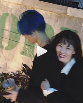 '큐브와 결별' 현아♥이던, 애정 가득한 데이트 영상 공개