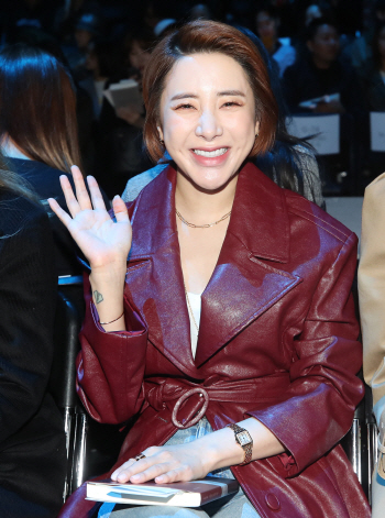 서인영, 기분 좋아지는 미소