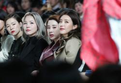 한예리-알리-서인영-채정안, 패션쇼 삼매경