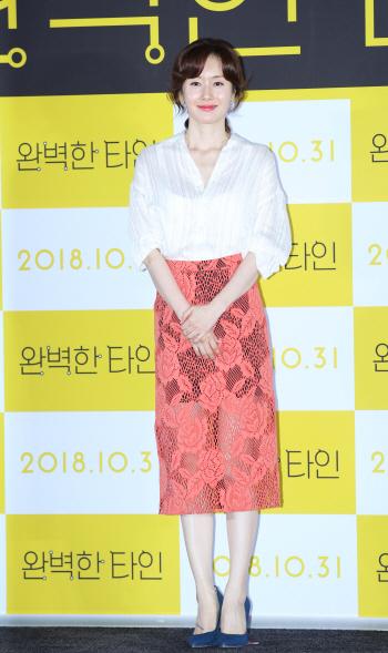김지수, 세월이 흘러도 변치않는 아름다움