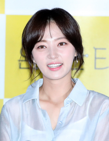 송하윤, 아름다운 미소