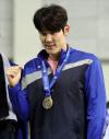 박태환, 전국체전 수영 4관왕 등극...허들 정혜림, 금빛 질주
