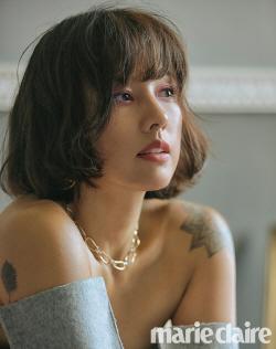 이효리, 단발 변신.. 피렌체 화보 공개