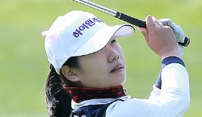 [포토] 박보미 '핀 하이로 날린다'