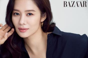 배우 김현주, 패션 화보