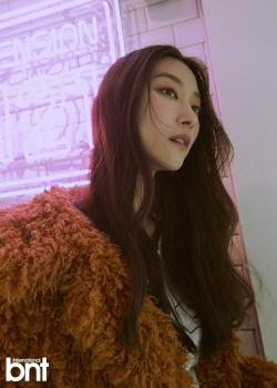 모델 박지혜, 패션 화보