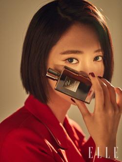 고준희, 패션 화보