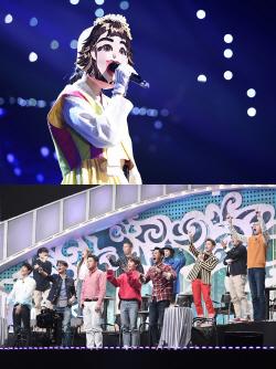 '복면가왕' 동막골 소녀, 역대 3위 '6연승' 도전