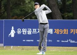 [포토]박준홍 '출발이 좋다'