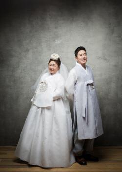 [포토]홍윤화♥김민기, 행복한 예비 부부
