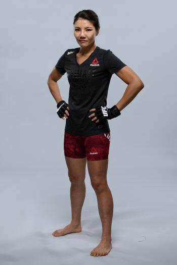 '인천불주먹' 김지연, 12월 1일 세브첸코와 UFC 대결