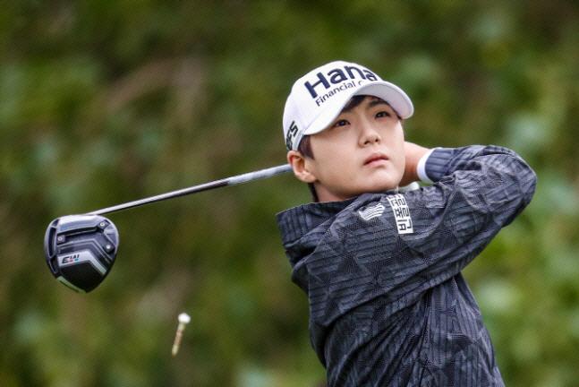 박성현, 세계 1위·100만 달러 '두 마리 토끼' 노린다