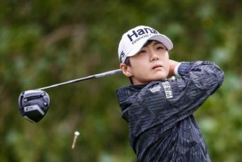 박성현, 세계 1위·100만 달러 '두 토끼' 노린다