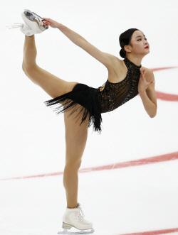 임은수, ISU 그랑프리 5차 대회 동메달…김연아 이후 처음