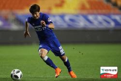 전세진, AFC 올해의 영플레이어 후보 선정