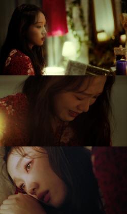 '이성경 뱀파이어 연기' 김나영 '그 한마디' 뮤비 호평
