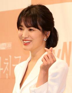 [포토]송혜교, '여전히 아름다운 그녀'