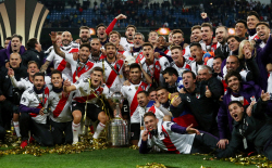 유럽서 열린 남미 클럽대항전...리버플레이트, 통산 4번째 우승