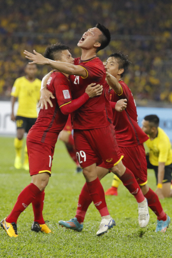 `스즈키컵` 베트남vs말레이시아