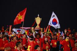 스즈키컵 우승한 베트남, 내년 3월 한국과 A매치 확정