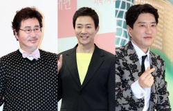 [연기대상] KBS, 베테랑 대결…최수종VS유동근VS김명민