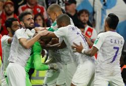 UAE 알 아인, 리버플레이트 꺾고 클럽월드컵 결승 진출