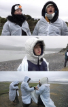 """'동물의 사생활' 문근영 """"마음대로 되는 게 없다"""" 빗속 촬영 '멘붕'"""