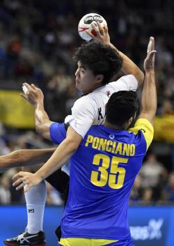 男핸드볼 남북단일팀, 세계선수권 순위결정전서 일본과 대결