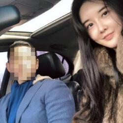 """""""러브""""…장미인애, 남자친구 직접 공개"""