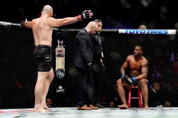 [포토] 'UFC' 글로버 테세이라 '얼마든지 상대해주지'