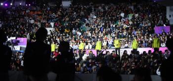 팬 서비스·경기력·다양한 이벤트…부족함 없던 배구 올스타전