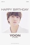 YG, 위너 강승윤 생일 축하 포스터 공개