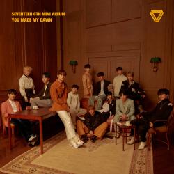 세븐틴 '홈', 음원 차트 정상…美아이튠즈 톱뮤직 앨범차트 9위