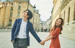 [포토]기태영♥유진, 변함없이 사랑스러운 부부