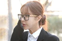 `상습도박 혐의` 슈, 첫 공판 참석