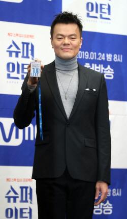 """'슈퍼인턴' 박진영 """"주52시간 어려움? 감당할 여유있어"""""""