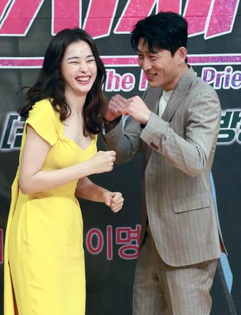 SBS '열혈사제' 제작발표회