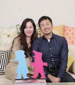 """류승수♥윤혜원, 두 아이 부모됐다…""""득남, 축복해 주세요"""""""
