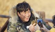 안정환, 연기자 데뷔? 개 주인役 '대 굴욕'