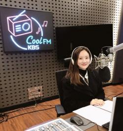 김지원 아나운서 'FM대행진' 2주 스페셜DJ