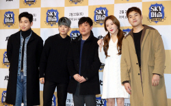 JTBC 'SKY머슬' 제작발표회