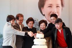 [포토]가수 이미자, '가수인생 60년주년 기념'