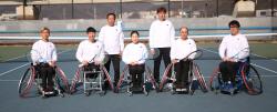 스포츠토토 휠체어테니스단, '도쿄 패럴림픽' 메달 목표로 전력 강화