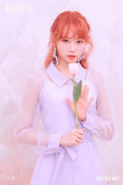 아이즈원, 컴백 임박...멤버 오피셜 포토 공개